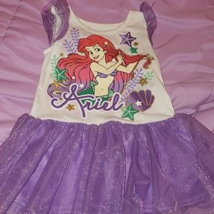 Disney's The Little Mermaid Ariel Dress